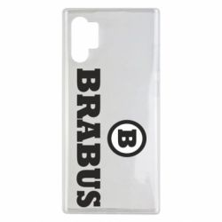 Чехол для Samsung Note 10 Plus Brabus