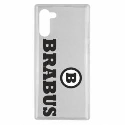 Чехол для Samsung Note 10 Brabus