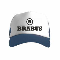 Детская кепка-тракер Brabus