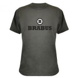 Камуфляжная футболка Brabus - FatLine