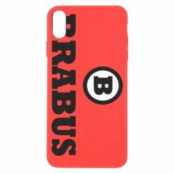 Чехол для iPhone X/Xs Brabus