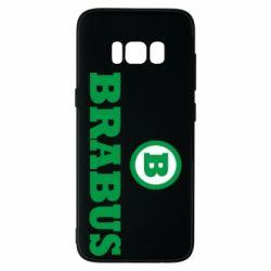 Чехол для Samsung S8 Brabus