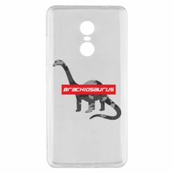 Чехол для Xiaomi Redmi Note 4x Brachiosaurus