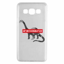 Чехол для Samsung A3 2015 Brachiosaurus