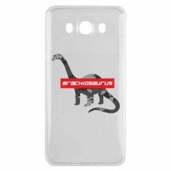Чехол для Samsung J7 2016 Brachiosaurus