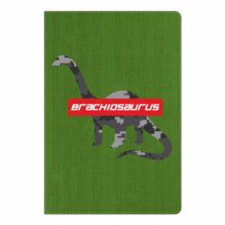 Блокнот А5 Brachiosaurus