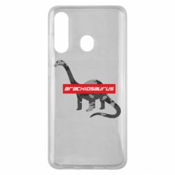 Чехол для Samsung M40 Brachiosaurus