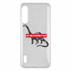 Чохол для Xiaomi Mi A3 Brachiosaurus