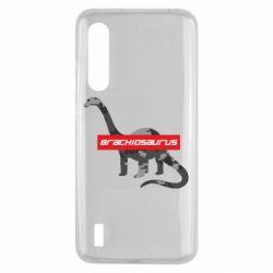 Чехол для Xiaomi Mi9 Lite Brachiosaurus