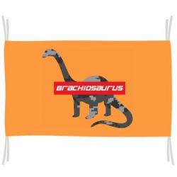 Флаг Brachiosaurus