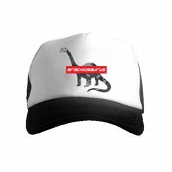 Детская кепка-тракер Brachiosaurus