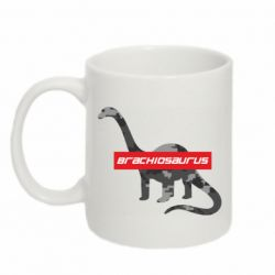 Кружка 320ml Brachiosaurus