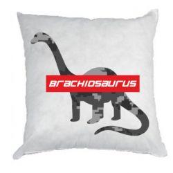 Подушка Brachiosaurus