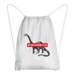 Рюкзак-мешок Brachiosaurus