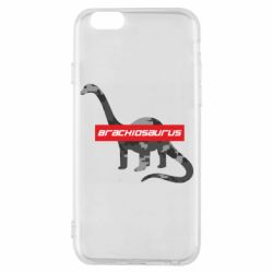 Чохол для iPhone 6/6S Brachiosaurus