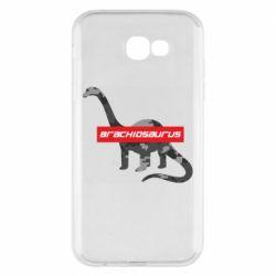 Чехол для Samsung A7 2017 Brachiosaurus