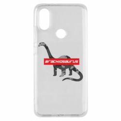 Чехол для Xiaomi Mi A2 Brachiosaurus