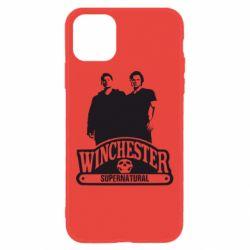 Чохол для iPhone 11 Брати Вінчестери серіал