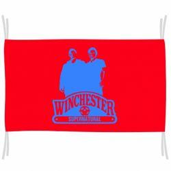 Прапор Брати Вінчестери серіал
