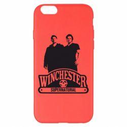 Чохол для iPhone 6 Plus/6S Plus Брати Вінчестери серіал