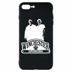 Чохол для iPhone 7 Plus Брати Вінчестери серіал