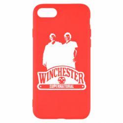 Чохол для iPhone 8 Брати Вінчестери серіал