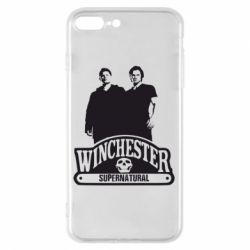 Чохол для iPhone 8 Plus Брати Вінчестери серіал