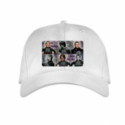 Детская кепка Братья Винчестеры в полиции - FatLine