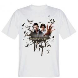 Мужская футболка Братья - FatLine