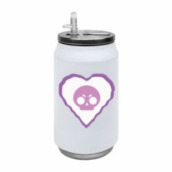 Термобанка 350ml Brawl heart