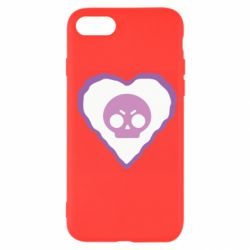 Чехол для iPhone 7 Brawl heart