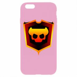 Чехол для iPhone 6 Plus/6S Plus Brawl Horns