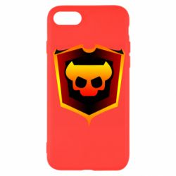 Чехол для iPhone 7 Brawl Horns