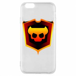 Чехол для iPhone 6/6S Brawl Horns
