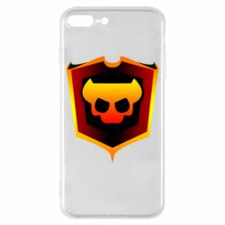 Чехол для iPhone 8 Plus Brawl Horns