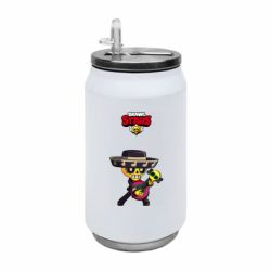 Термобанка 350ml Brawl stars art Poco