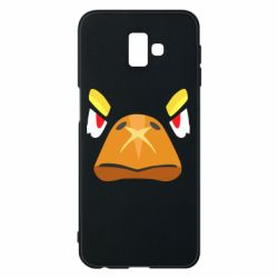 Чехол для Samsung J6 Plus 2018 Brawl stars crow