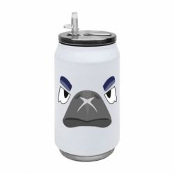 Термобанка 350ml Brawl stars crow