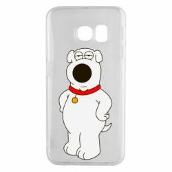 Чехол для Samsung S6 EDGE Брайан Гриффин