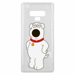 Чехол для Samsung Note 9 Брайан Гриффин