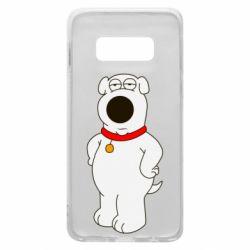 Чехол для Samsung S10e Брайан Гриффин