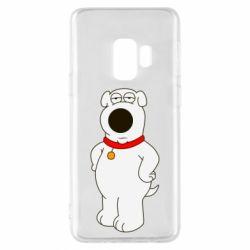 Чехол для Samsung S9 Брайан Гриффин