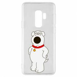 Чехол для Samsung S9+ Брайан Гриффин