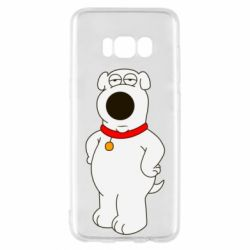 Чехол для Samsung S8 Брайан Гриффин