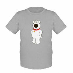 Детская футболка Брайан Гриффин - FatLine