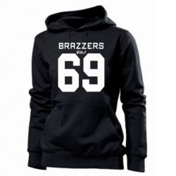 Женская толстовка Brazzers 69