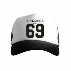 Детская кепка-тракер Brazzers 69