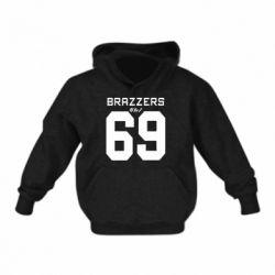 Детская толстовка Brazzers 69