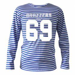 Тельняшка с длинным рукавом Brazzers 69