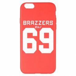 Чехол для iPhone 6 Plus/6S Plus Brazzers 69